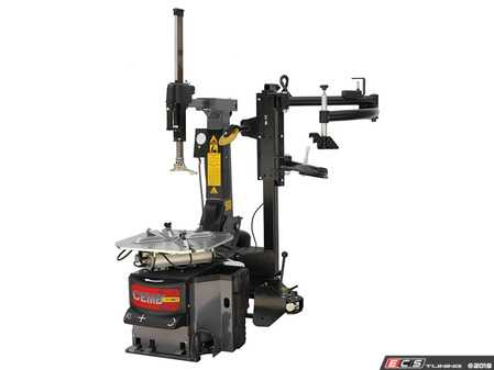ES#3604405 - SM951HP2 - Professional Tilt-Back Tire Changer - With Combo Help/Press Arm - (NO LONGER AVAILABLE) - Features adjustable Smart Blade bead breaker and a help/press arm - CEMB USA -
