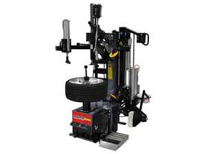 ES#3604396 - SM1120 - Center Post Leverless Tire Changer - Automatic high performance tire changer with a leverless mount/dismount system - CEMB USA - Audi BMW Volkswagen Mercedes Benz MINI Porsche