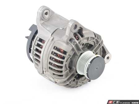 ES#2718921 - 99760302205 - 3-Phase Alternator - New alternator with pulley - Bosch - Porsche