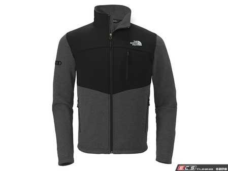 ES#3554735 - ACM2364BLK2X - North Face Far North Fleece Jacket - Mens 2XL - The North Face Far North Fleece Jacket will keep winter chill at bay. - Genuine Volkswagen Audi - Audi
