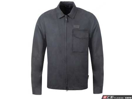 ES#3554680 - ACM2039BLK2X - Tavik Hale Jacket - Mens 2XL - The Tavik Hale is a Modern Fit overshirt. Drawing inspiration from military design and function, the Hale can easily be worn as a shirt or light jacket. - Genuine Volkswagen Audi - Audi