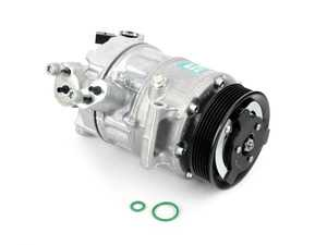 ES#3569836 - 1K0820859S - Air Conditioning Compressor - Keep your car cool with a new compressor - Sanden - Volkswagen