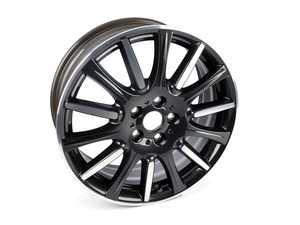 """ES#3101804 - 36116872323 - 596 MINI High Spoke Wheel 18"""" (5x112) Gloss Turned - Priced Each - 7JX18 ET:54 - Genuine MINI - MINI"""