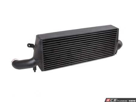 ES#3612131 - FMINT4-WOACC - Forge RS3 Intercooler - Without ACC Bracket - Offers 55% more surface area than stock, and an even more impressive 94% more volume than the original intercooler - Forge - Audi