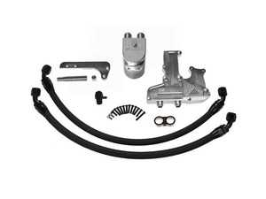 ES#3612179 - CTS-CC-TIGUAN1 - Billet Catch Can Kit  - Reduce oil deposits that lower performance - CTS - Volkswagen