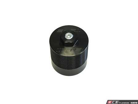 ES#3612187 - CTS-HW-0242 - B-Cool Billet Oil Filter Housing - Featuring fins for cooling - CTS - Audi Volkswagen