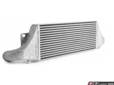 ES#3612253 - CTS-25T-EVO-DF - Front Mount Intercooler Kit - Raw Finish  - 42% larger than stock - The 8V RS3 / 8S TTRS platforms benefit greatly from an intercooler upgrade! - CTS - Audi