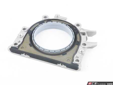 ES#3437410 - 03L103171A - Rear Crankshaft Seal - Also referred to as the rear main seal - Corteco - Audi Volkswagen