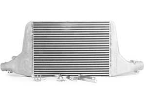 ES#3612271 - CTS-B9-DF - CTS Turbo Direct Fit Front Mount Intercooler Kit - This giant intercooler core is almost twice as large as stock - The B9 platforms benefits greatly from an intercooler upgrade! - CTS - Audi