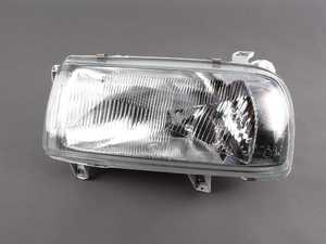 ES#1892068 - 1AH006546-471 - Jetta/Vento European Headlight, Left Side - Hella -