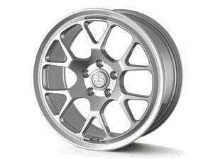 "ES#3612613 - 88.122.14msKT - 18"" RSe122 - Set Of Four - 18""x9.0"" ET40 5x112 - Gloss Machine Silver - Neuspeed - Audi Volkswagen"