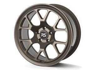 """ES#3612611 - 88.122.14brKT - 18"""" RSe122 - Set Of Four - 18""""x9.0"""" ET40 5x112 - Gloss Bronze - Neuspeed - Audi Volkswagen"""