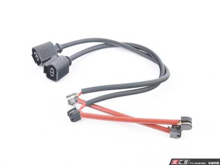 ES#2072549 - EFA072 - Front Brake Pad Wear Sensor - Pair - Replace when replacing pads. - EBC - Audi Volkswagen