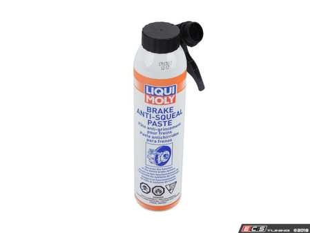 ES#3514667 - 20240KT - Brake Anti-Squeal Paste - 200mL - Used for basic lubrication and as a preventive measure against brake squeals - Liqui-Moly - Audi BMW Mercedes Benz MINI Porsche