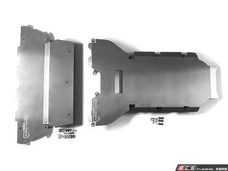 ES#3612458 - 019207ecs01KT5 - ECS Tuning Ultimate Audi B9 Street Shield Kit - Get the ultimate under body protection for your B9! - ECS - Audi