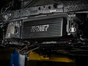 ES#4147924 - 024592TMS09KT2 - Turner Motorsport Charge Pipes and intercooler kit  - Increase airflow and decrease air temperature at the same time with this all in one kit. - Turner Motorsport - BMW