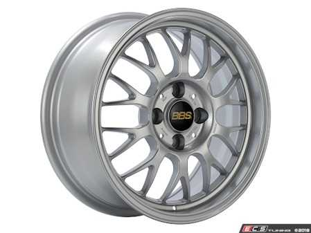 "ES#3613132 - rg358skKT - 15"" Style RG 358 SK Wheels - Square Set Of Four - 15x7 4x100 ET42 RG in Sport Silver paint. - BBS - MINI"