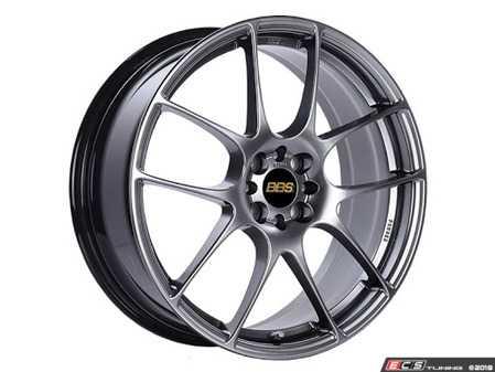 "ES#3613128 - rf509dbkKT - 18"" Style RF 509 DBK Wheels - Square Set Of Four  - 18x7.5 4x100 ET48 RF in Diamond Black paint. - BBS - MINI"