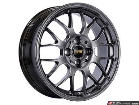 "ES#3613129 - rg712hdbkKT - 17"" Style RG 712H BDK Wheels - Square Set Of Four  - 17x7 4x100 ET38 RG in Diamond Black paint. - BBS - MINI"