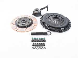 ES#3612464 - BFI20F240ST3sd - BFI Stage 3 Clutch Kit - *Scratch And Dent* - *Please see description prior to ordering.* Performance pressure plate and ceramic clutch disk. Rated for 450wtq. - Black Forest Industries - Volkswagen