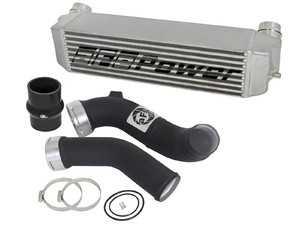 ES#3612836 - 46-20242-B - BladeRunner GT Series Intercooler Kit - 21% flow increase over stock - includes tubes & hardware! - AFE - BMW