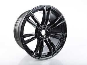 "ES#3548533 - 36118073979 - 20"" Style 706M - priced each  - 20x10.5 5x112 ET28 - Genuine BMW - BMW"