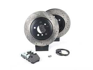 Performance Rear Brake Service Kit
