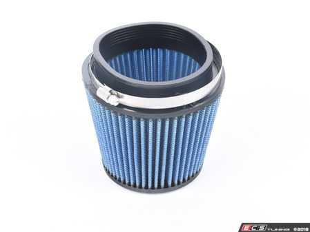 "ES#2532358 - 24-90067 - aFe MagnumFLOW; Air Filters IAF P5R - Universal Air Filter - 4-1/2""F x 6""B x 4-3/4""T x 5""H w/ 1""Hole - AFE -"