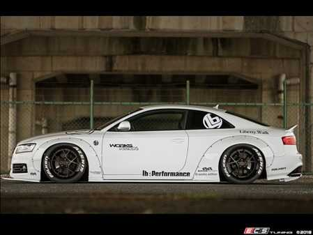 ES#3614131 - LBSWA5/S5FRP - LBWORKS X Bahn Brechen A5 / S5 Complete Body Kit - Fiberglass - Complete fiberglass body kit hand crafted for your Audi A5/S5 - Liberty Walk - Audi