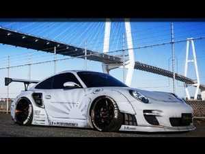 ES#3614135 - LBW997V1CFRP - LBWORKS 997 Complete Body Kit Ver.1 - Carbon Fiber - Complete body kit hand crafted for your Porsche 997 911 - Liberty Walk - Porsche