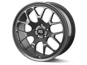 "ES#3612723 - 88.142.04gKT - 19"" RSe142 - Set Of Four - 19""x9.0"" ET40 5x112 - Gloss Gunmetal - Neuspeed - Audi Volkswagen"