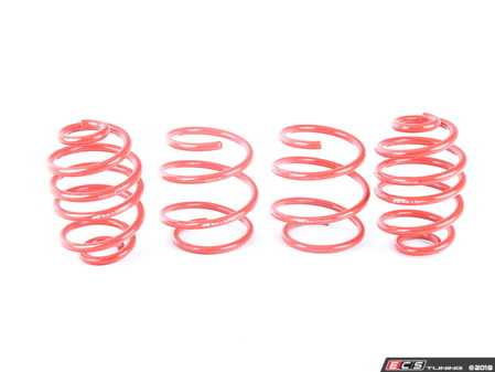 ES#3469094 - FKBM057 - High Tec Lowering Springs - For when you're looking for stance on a budget! Average Lowering of 30mm Front and Rear - FK - BMW