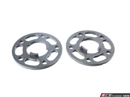 ES#3552529 - LS-1010MM - 10mm Rennline Wheel Spacers - Pair - Add clearance or perfect your wheel fitment - Rennline - Porsche