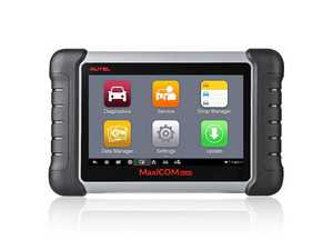 ES#3617872 - AUL-MX808 - Autel MaxiCheck MX808 Diagnostic Tool  - Features a 7 inch touch screen and a fast quad-core processor - Autel - Audi BMW Volkswagen Mercedes Benz MINI Porsche