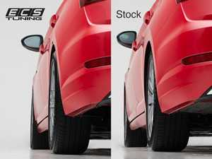 "ES#3614129 - 027634ecs01KT - MK7 Jetta Wheel Spacer Flush Kit - 17"" OEM Wheels - Bring your stock wheels to the ""flush"" position - ECS - Volkswagen"