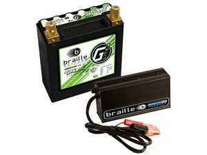 ES#3617619 - G20C - Braille Batteries G20C  - Comes with Amp Charger - Braille -