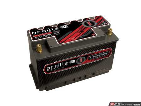 ES#3617648 - i48CX - Intensity Carbon Lithium-ION Battery - i48CX - 10.5lbs - Replace your stock, heavy battery with a direct replacement, lightweight performance Lithium battery that weighs in at only 10.5lbs! - Braille - BMW