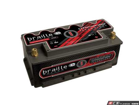 ES#3617649 - i49CE - Intensity Carbon Lithium-ION Battery - i49CE - 13.9lbs - Replace your stock, heavy battery with a direct replacement, lightweight performance Lithium battery that weighs in at only 13.9lbs and is shorter by 2 inches! - Braille - BMW