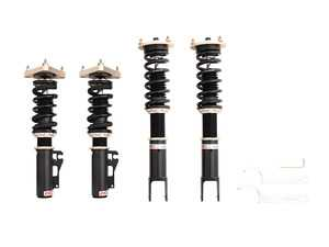 ES#3618138 - Y-06 - 997.1 05-08 911 Carrera / Carrera S BR Series Coilover Suspension Kit - Featuring 30 levels of adjustment and performance spring rates and valving - BC Racing - Porsche