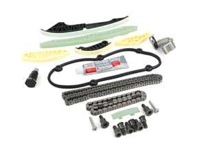 ES#3618157 - 06k109158bsKT -  Ultimate Timing Chain Kit  - Includes all chains, tensioners, guide rails and securing hardware - Genuine Volkswagen Audi - Audi