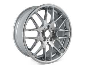 """ES#3618253 - 36112282895SD12 - 19"""" Front Competition Alloy Wheel - *Scratch And Dent* - 19x8, ET47, CB 72.6mm. does not include center cap - Genuine BMW - BMW"""