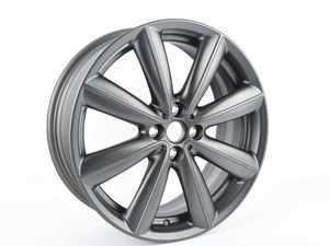 "ES#2543393 - 36116854452 - R133 MINI JCW V Spoke Wheel 18"" (4x100) Matte Black - Priced Each - 18 x 7 ET:52 - Genuine MINI - MINI"