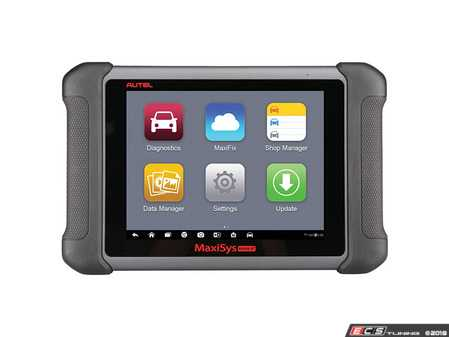 ES#3618305 - MS906BT - Autel MaxiSYS MS906BT Diagnostic Tool - Professional Scan Tablet with Bluetooth VC! - Autel - Audi BMW Volkswagen Mercedes Benz MINI Porsche