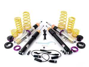ES#3614118 - 1022000Lsd - KW V1 Series Coilover Kit - Fixed Damping - *Scratch And Dent* - KW Suspension - BMW