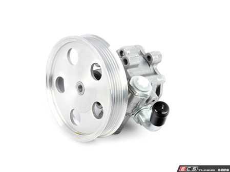 ES#3499062 - 8E0145153J  - Power Steering Pump - Restore your smooth steering! - Hudson - Audi