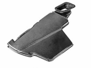 ES#3570801 - EVE-E9X-CF-ARB - Eventuri E9x M3 Carbon Fiber Air Intake Cover - Replacement component to replace a lost or damaged Eventuri intake cover - Eventuri - BMW