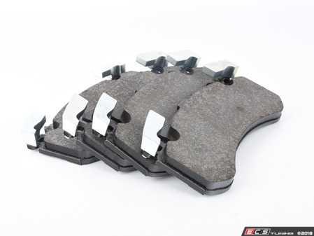 ES#3146759 - 4H0698151J - Front Brake Pad Set - Does not include wear sensors - Ferodo - Audi