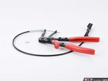 ES#2947223 - OTC4525 - Locking Hose Clamp Pliers - Get to those hard to get to hose clamps - OTC - Audi BMW Volkswagen Mercedes Benz MINI Porsche