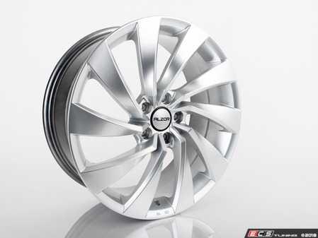 "ES#3647376 - 679-1KT - 18"" Style 679 - Set Of Four - 18""x8.0"" ET45 5x112 - Hyper Silver - Alzor - Audi Volkswagen"