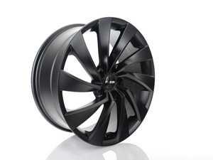 "ES#3619049 - 679-4KT - 19"" Style 679 Wheels - Set Of Four - 19""x8.0"" ET45 5x112 - Matte Black - Alzor - Audi Volkswagen"